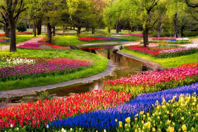 Това са снимки на най-красивите паркове в света!