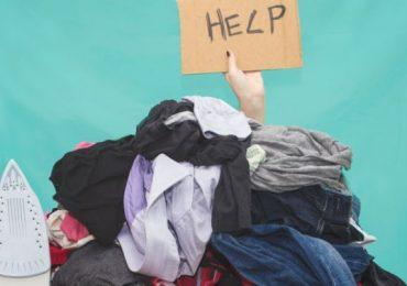 Как да перете, за да избегнете гладенето! Научете сега!