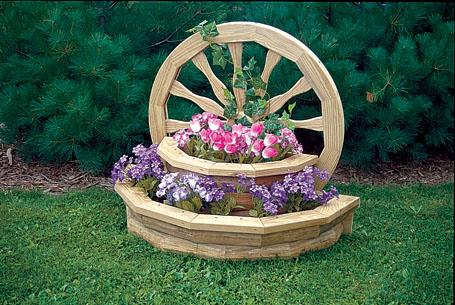 Идея за украса в градината