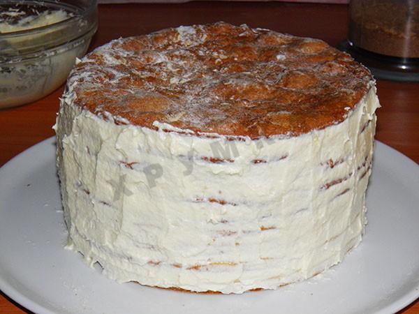 Сглобена торта