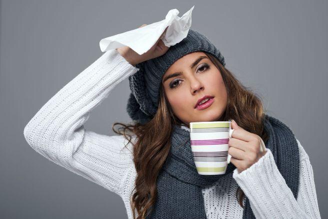 Как да лекуваме настинка ( вирусна инфекция ) с вода, витамини и минерали