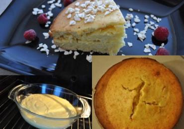 Кекс – въздушен, нежен и много вкусен!