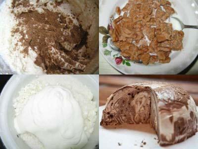 Трите вида смеси за торта