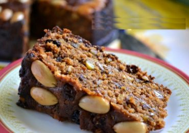 Празнична изненада – сладкиш със сушени плодове и орехи