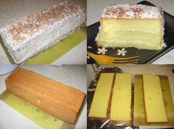 """Ето как да си направите нежна торта """"Тухличка"""""""