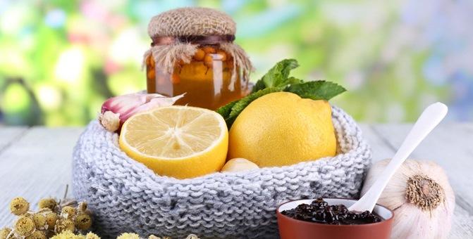 Рецепти от народната медицина при висока температура