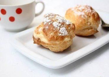 Еклери с ванилов крем – много готина рецепта със снимки!