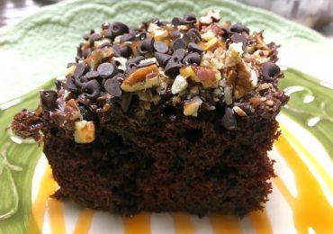 Кекс с три крема – чудесен шоколадов десерт!
