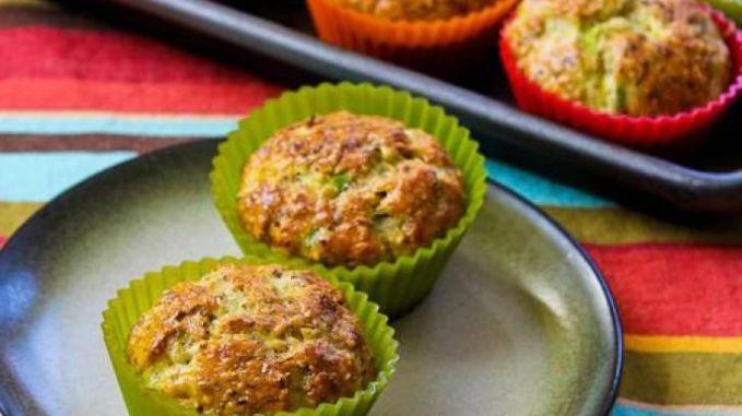 Солени мъфини – бърза закуска с вълшебен вкус!