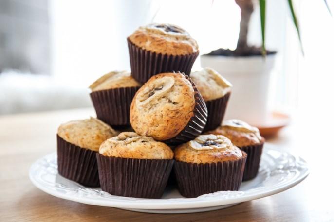 """Вкусни диетични кексчета-мъфини без захар – една рецепта от серията """"Вегетариански глезотии"""""""