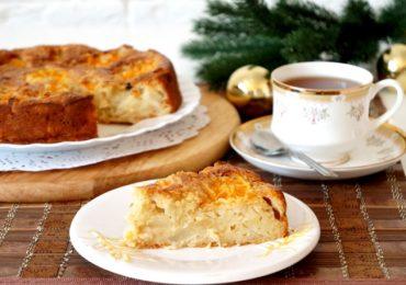 Ябълков пирог с мандарини и карамел – отчетлив уникален вкус!
