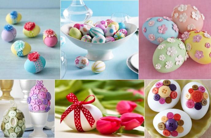 Как да си направите красиви яйца за Великден – съвети и снимки