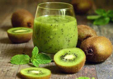 Кивито е пълно с полезни хранителни вещества и е шампион на храносмилането!