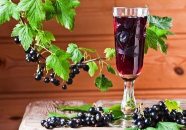 Ето една подробна рецепта за хубаво домашно вино от черен касис