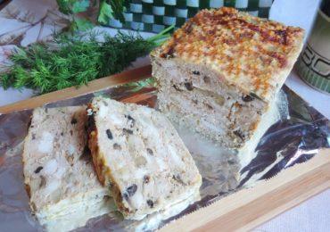 Руло от пилешко месо и гъби – рецепта за ценители на домашните вкусотии, които са прости, но гениални (подробно със снимки)