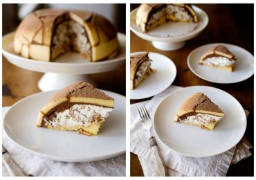 Десерт от Италия, област Тоскана – Дзукотто (Zuccotto) – любим десерт на флорентинците!