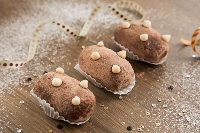 """Пастички """"картоф""""- мечта, готови за 15 минути супер ефектни – подробна рецепта със снимки"""