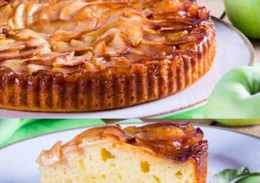 Фантастично вкусен сладкиш с ябълки, който непременно трябва да опитате – подробна рецепта със снимки