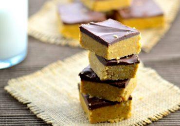 Десерт с шоколад и фъстъчено масло – наистина фантастичен – бързо се прави и бързо се изяжда