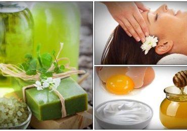Десет билкови рецепти, с които ще се отървете от косопада завинаги!