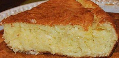 Баница петминутка – бърза закуска по лесна рецепта с яйца и сирене