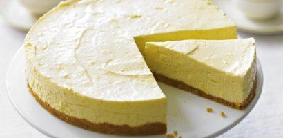 Лимонов чийзкейк с маскарпоне – вижте как се прави подробно със снимки