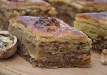 Баклава с домашно точени кори – истинската класическа рецепта вижте подробно със снимки