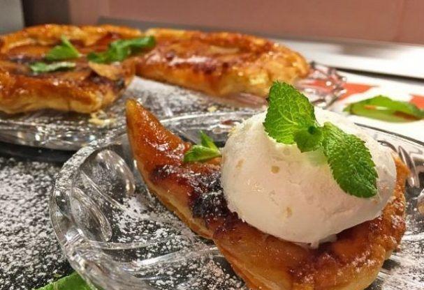 Тарт татен с ябълки – най-бързият и най-впечатляващ ябълков сладкиш в света