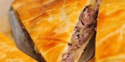 Татарски пай с месо и картофи – няма такава вкусотия – вижте как се прави подробно