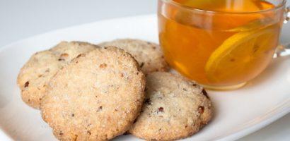 Хрупкави орехови бисквитки – подробна рецепта със снимки