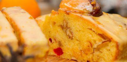 Възхитителен кекс с мандарини – това е супер готин десерт!