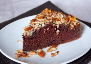 Шоколадов кекс с ядки – трябва непременно да опитате по тази подробна рецепта със снимки