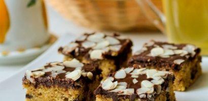 Сладкиш с тиква, орехи и шоколад – толкова е вкусен и тиквата не се усеща