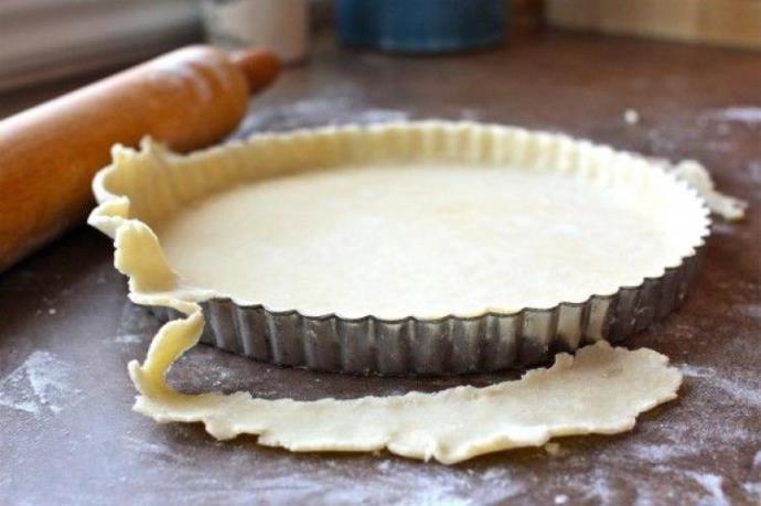 Тесто за пай – ето как се прави подробно със снимки стъпка по стъпка