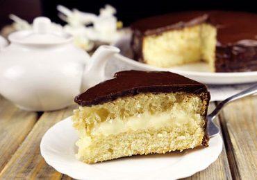 Торта Чародейка – разкошен домашен десерт – много подробна рецепта със снимки