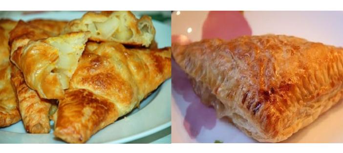 Тригуни с ябълки от бутер тесто – любима закуска за малки и големи