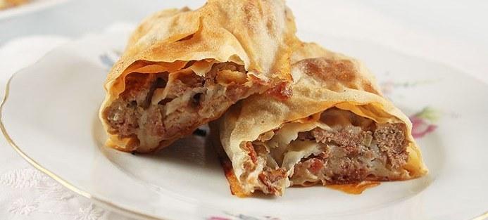 Баница с кайма и праз от Тракия – чудесно ястие за всички любители на баница с месо