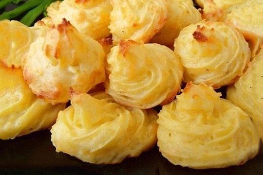 Нереално вкусни картофени розички със сирене и яйца