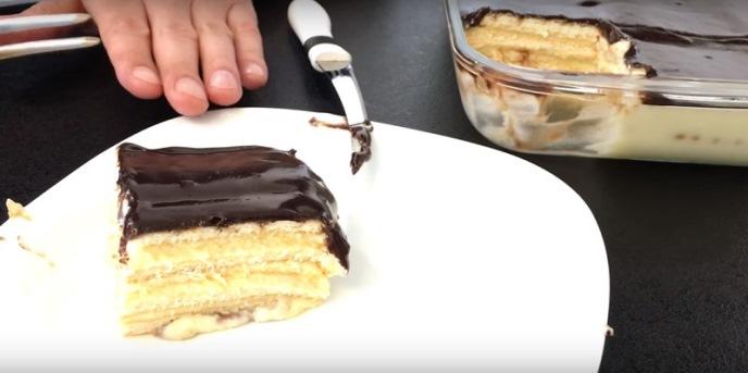 Торта за нула време – няма печене, няма сложни задачи – ето най-вкусната бърза торта подробно със снимки
