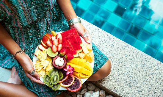 Вземете под внимание съветите на специалистите за хранене през лятото