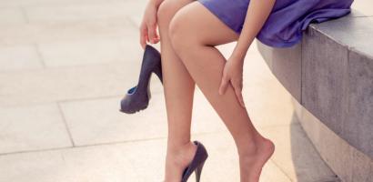 Този изпитан лек цери успешно тежестта в краката