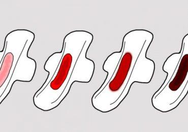 Промяната в цвета на менструацията е сигнал за опасност