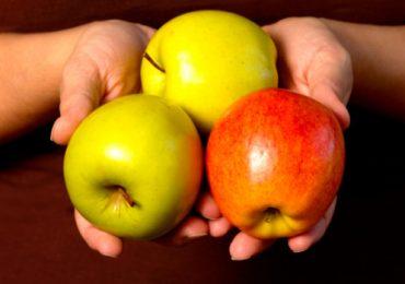 Учени: Яжте ябълките с кората и семките