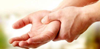 Ето какво да направите, ако ръцете ви се схващат (I част)