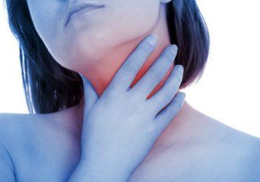 болките в гърлото