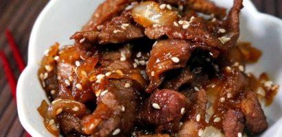 Божествено вкусно ястие с месо за 5 минути