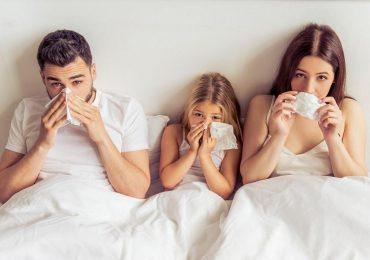 Тези продукти ще ви изправят бързо на крака при грип и настинка