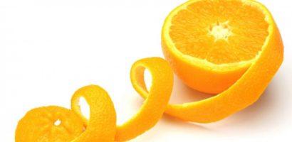 Няколко полезни приложения на портокаловите кори
