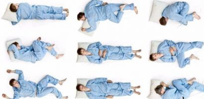 Изберете най-добрата поза за сън според здравословния проблем, който ви измъчва
